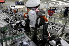 Ý tưởng 'cho thuê robot' ngày càng phổ biến