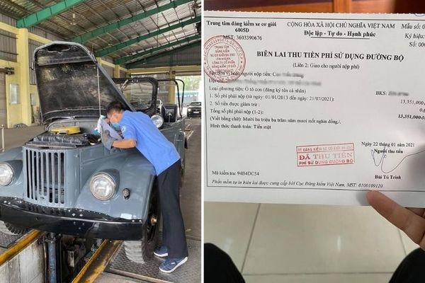 Ô tô bỏ đăng kiểm lâu sao không được miễn truy thu phí sử dụng đường bộ?