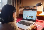Online lessons for first graders: no more than two hours a day