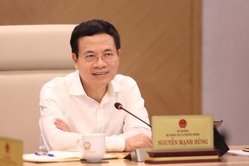 Phát biểu của Bộ trưởng Nguyễn Mạnh Hùng tại giao ban Quản lý nhà nước quý III/2021