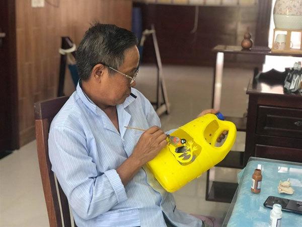 Miniaturehandicrafts getbigger during pandemic