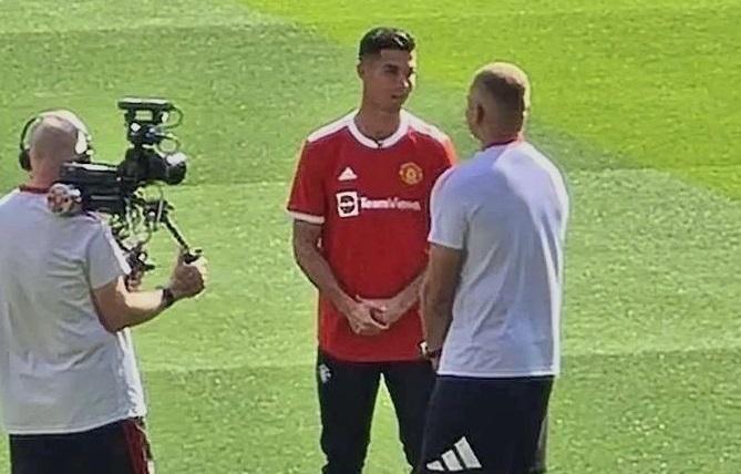 Ronaldo tuyên bố nóng trước trận ra mắt MU đấu Newcastle