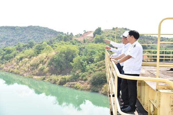 Ba nước phối hợp kiểm toán nguồn nước lưu vực sông Mekong