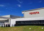 Toyota chi 13,5 tỷ USD để sản xuất pin xe điện vào năm 2030