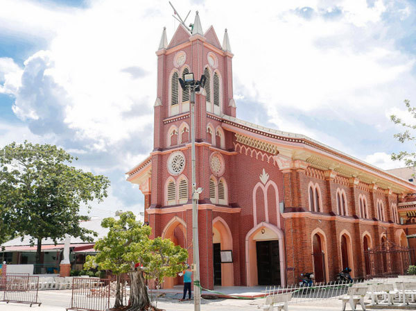Attractive destinations in Rach Gia City