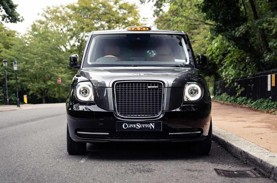 Khám phá taxi giá 145.000 USD, sang trọng nhất thế giới