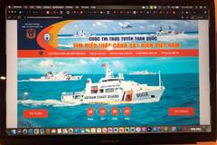 """Đã có hơn 5.000 lượt người tham cuộc thi trực tuyến toàn quốc """"Tìm hiểu Luật Cảnh sát biển Việt Nam"""""""
