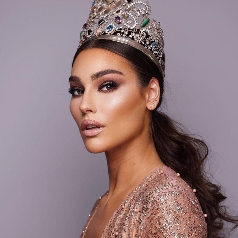 5 hoa hậu đẹp nhất thế giới 2020, Khánh Vân dừng chân Top 43