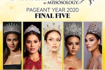 Miss Universe Vietnam Khanh Van not in Top Five of Timeless Beauty