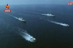 Trung Quốc tập trận đổ bộ trên Biển Đông