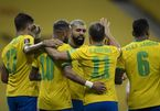 Highlights Brazil 2-0 Peru: Neymar nhảy samba