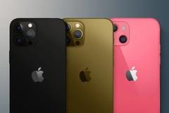 iPhone 13 có nhiều nhất sáu màu?
