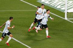 Messi nói gì sau khi vượt thành tích ghi bàn của Pele?