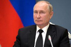 Ông Putin cáo buộc phương Tây gây hỗn loạn ở Afghanistan