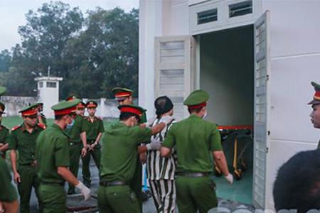 Bộ Công an đưa vào sử dụng 11 nhà thi hành án tử hình tiêm thuốc độc