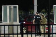 Căn cứ không quân Mỹ phong tỏa vì có kẻ đột nhập