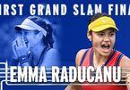 Nữ tay vợt 18 tuổi đi vào lịch sử với vé chung kết US Open