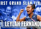 Leylah Fernandez viết cổ tích, lần đầu vào chung kết Grand Slam