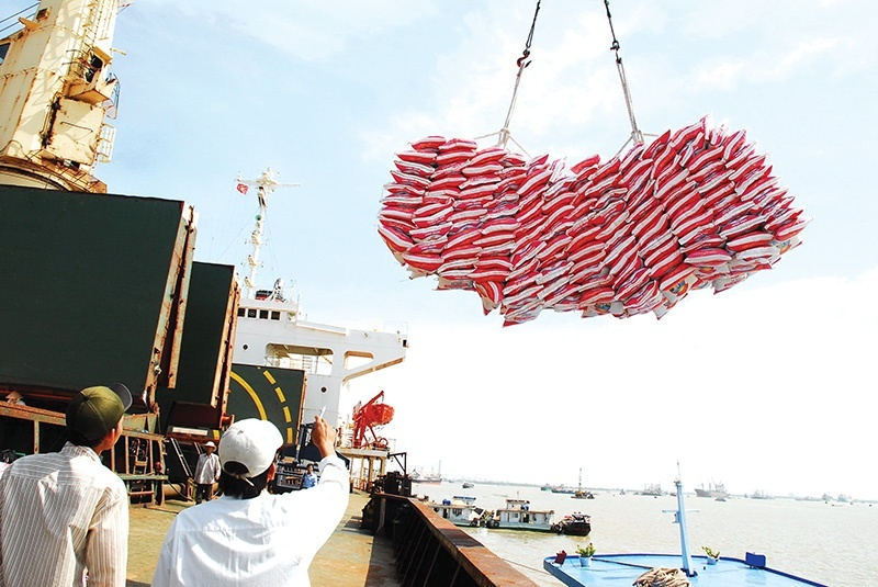 Sticking points impeding rice trade