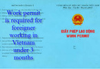 Labor ministry asked to loosen work permit regulations for foreigners