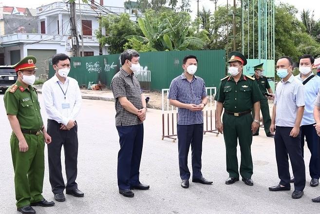 20 ca test nhanh dương tính nCoV ở Thanh Hóa có kết quả khẳng định âm tính