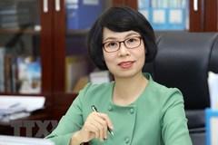 Bà Vũ Việt Trang được bổ nhiệm giữ chức Tổng Giám đốc TTXVN