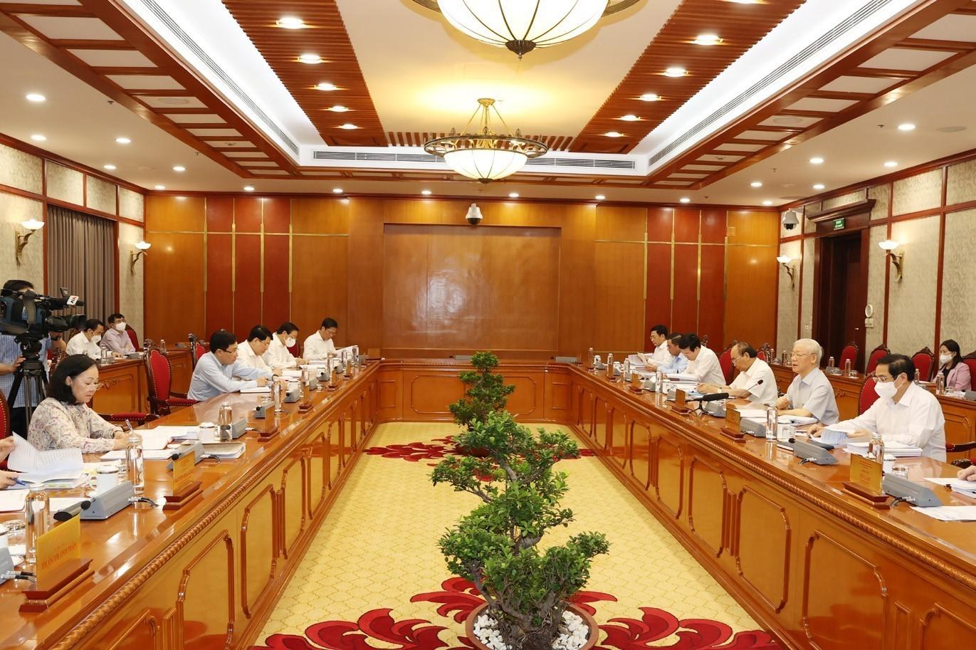 BCĐ Trung ương về phòng chống tham nhũng sẽ thêm nhiệm vụ chống tiêu cực, suy thoái