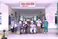 Đà Nẵng không ghi nhận ca Covid-19 mới, 132 bệnh nhân xuất viện