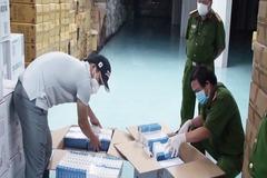 Thu giữ gần 10.000 hộp thuốc được quảng cáo điều trị Covid-19 ở TP.HCM