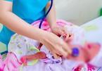 Có mẹ là F0, em bé sinh non nặng 850g hồi phục kỳ diệu