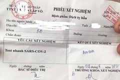 Khởi tố nhân viên bệnh viện làm giả giấy xét nghiệm Covid-19 cho chị vợ