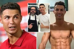 Ronaldo ăn uống khác người, không ăn đồ đắt tiền!