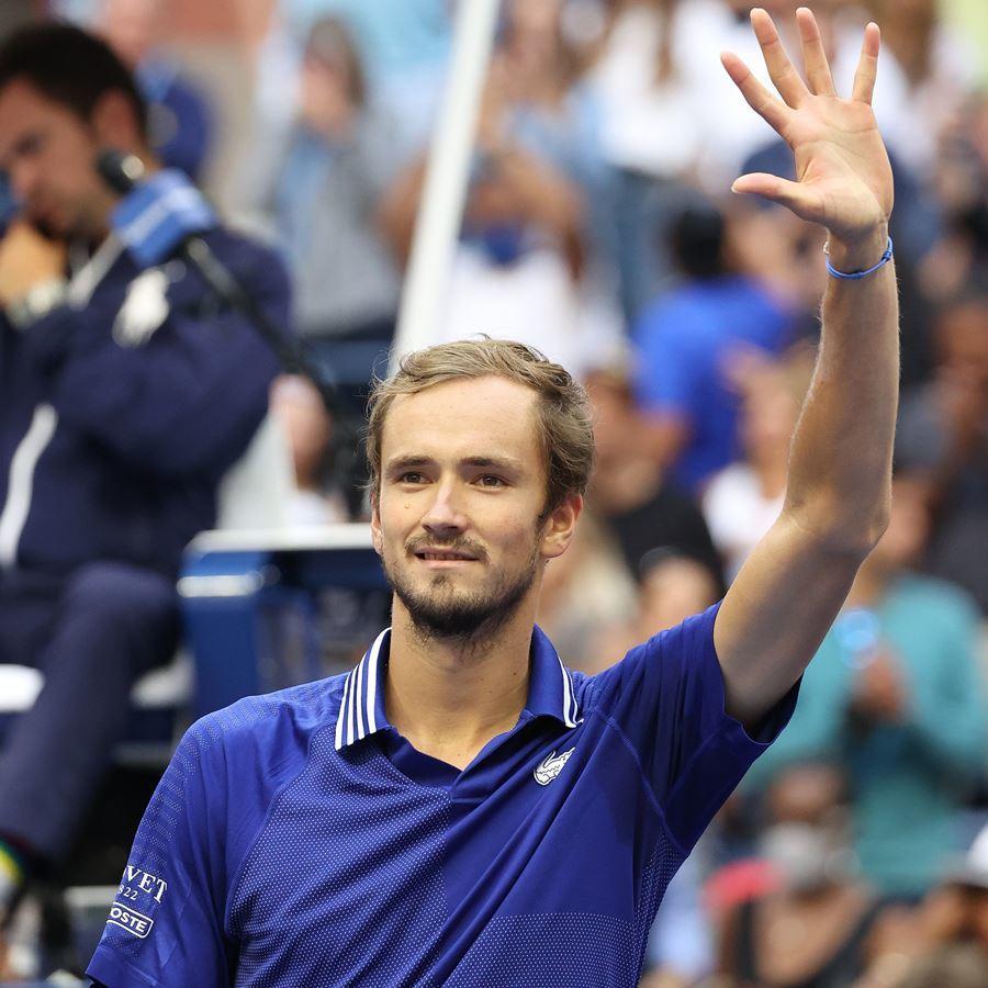 Daniil Medvedev lần thứ 2 vào chung kết US Open