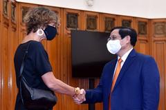 Hà Lan tặng Việt Nam máy thở, vật tư y tế trị giá 43 tỷ đồng