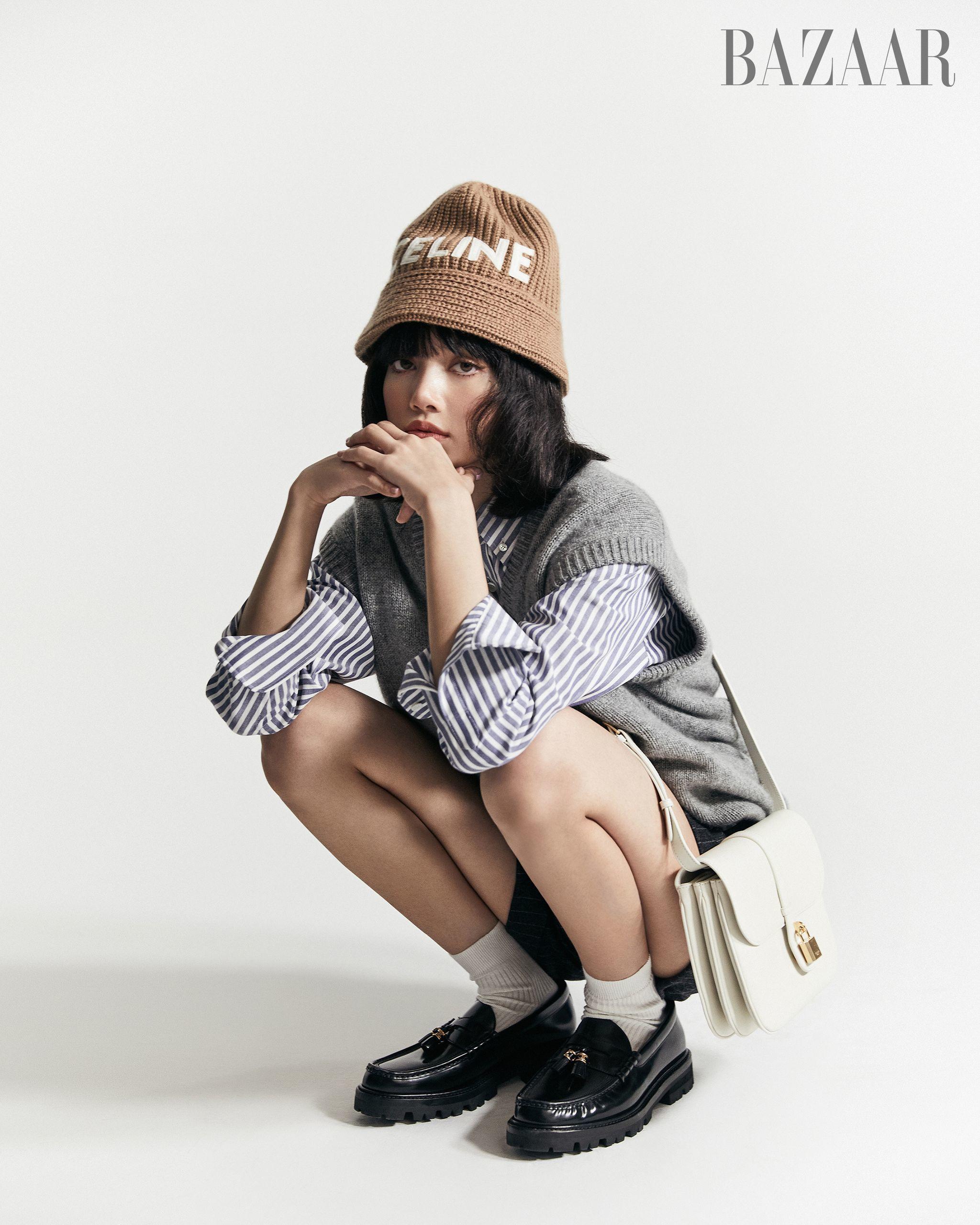 Lisa BLACKPINK gợi cảm trên tạp chí thời trang Mỹ