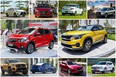 Top 10 xe bán chạy tháng 8/2021: Mazda CX-5 lọt top, Vinfast Fadil vững ngôi đầu