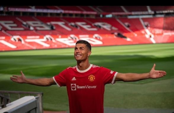 MU làm video đặc biệt tặng Ronaldo trước ngày ra mắt