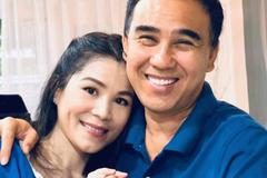 MC Quyền Linh ngọt ngào cảm ơn vợ doanh nhân mừng 16 năm ngày cưới