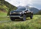Chevrolet Silverado 2022 nội thất cao cấp và nhiều công nghệ