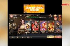 Tiền mất, tội mang vì đánh bạc online