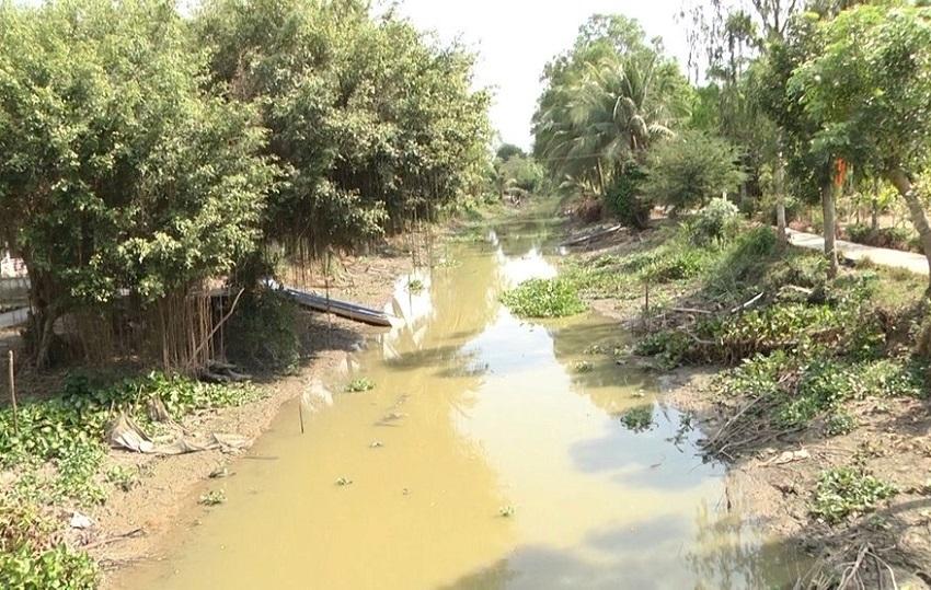 Giải pháp hạn chế rủi ro do hạn mặn cho vùng ven biển Đồng bằng sông Cửu Long