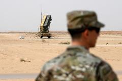 Mỹ rút hệ thống phòng thủ tên lửa hiện đại nhất khỏi Ảrập Xêút