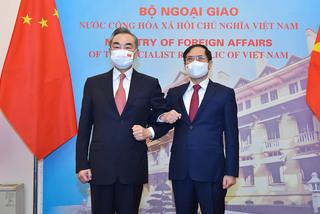 Việt Nam - Trung Quốc nhất trí cùng nhau duy trì hòa bình, ổn định Biển Đông