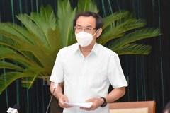 Bí thư Nguyễn Văn Nên: Tín hiệu vui trong cuộc chiến chống dịch ở TP.HCM