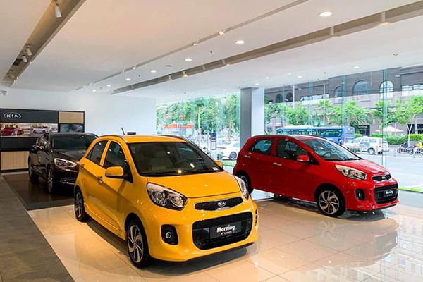 """Xe hạng A tháng 8: Hyundai Grand i10, Kia Morning """"ế thảm"""""""