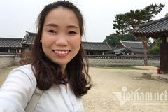 VN girl's bumpy road to the world's leading research institute