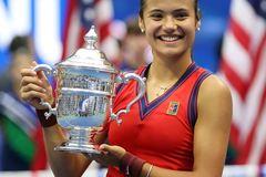 Kết quả tennis US Open 2021 đơn nữ hôm nay: Emma Raducanu lập kỳ tích vô đich