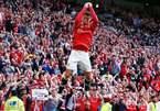MU thắng '4 sao': Điểm 10 cho Ronaldo