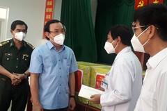 Bí thư Nguyễn Văn Nên: Phải củng cố y tế cơ sở khi lực lượng chi viện rút về