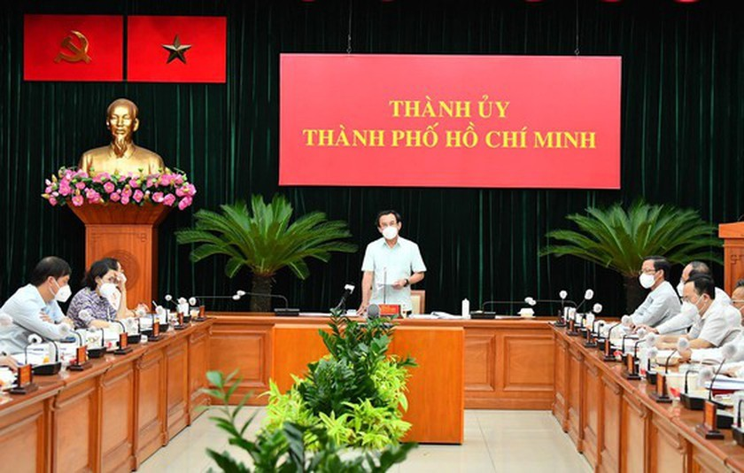 HCMC achieves significant results from strong social distancing measures